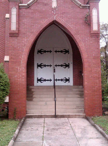 church-doors