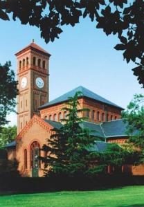 Hampton University Chapel