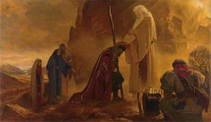The Consecration of Joshua