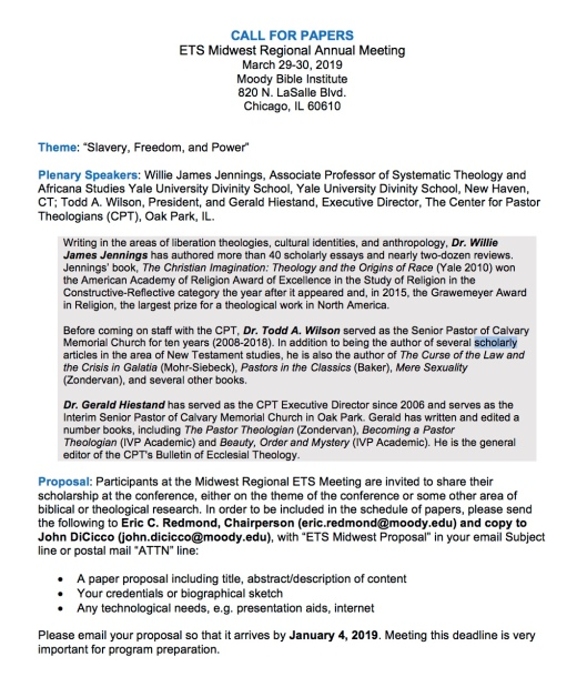 0002 Call for Papers ETS Midwest Webcopy