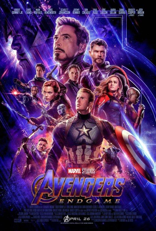 0002b Endgame Poster